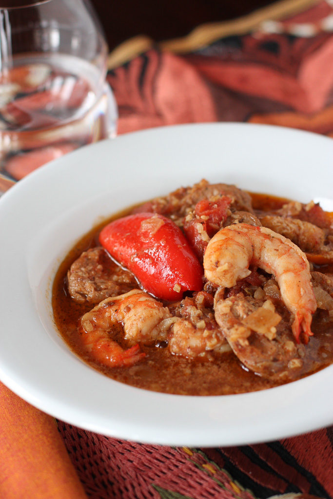 Low Carb Jambalaya – a quick and easy weekend dinner